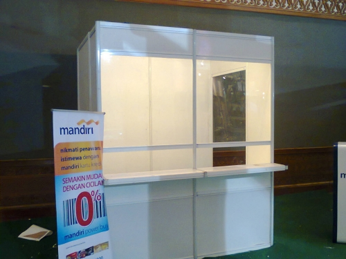 Sewa Ticket Box 2x2m