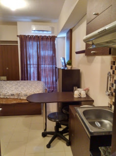 Sewa Apartment Fully Furnished  Serpong Green View