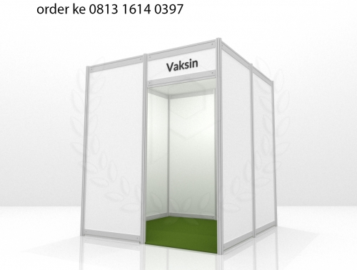 Sewa Fitting Room 2x2M