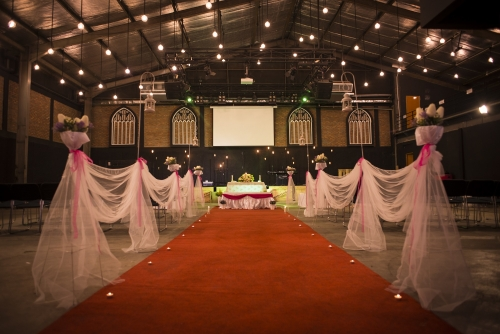 Function Hall For Event Wedding Birthday Mini Concert Party Reuni Seminar Etc