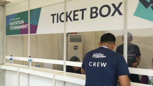 Sewa Ticket Box 2x3m
